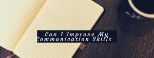 Improving your presentation communication skills
