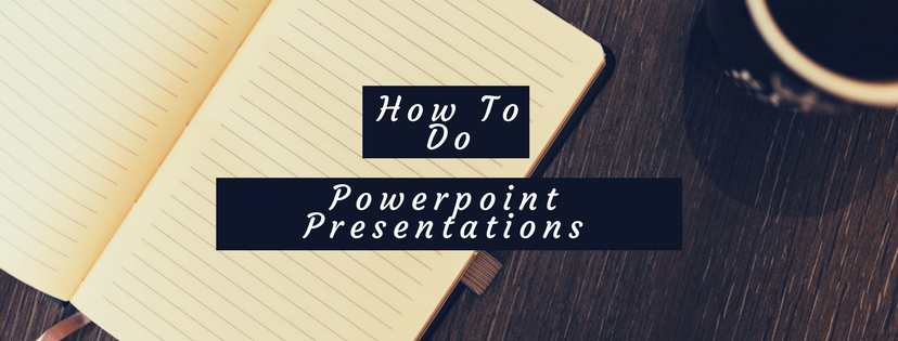 Presentations for beginners